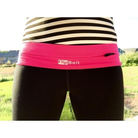 Hot Pink Flipbelt